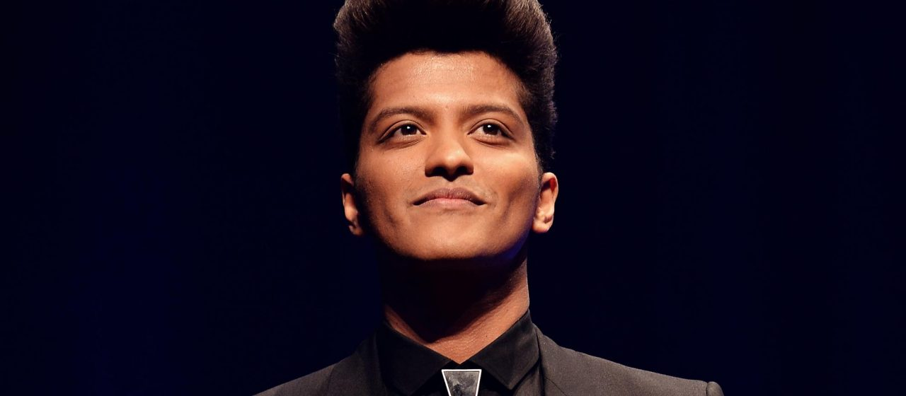 Bruno Mars Height?